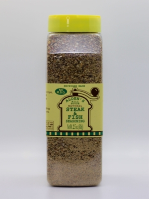 Steak and Fish Seasoning 22.5 oz