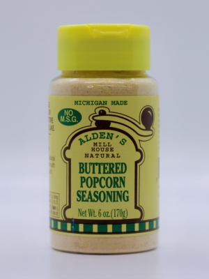 Buttered Popcorn Seasoning