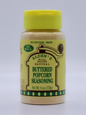 Buttered Popcorn Seasoning