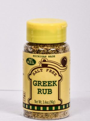 Greek Rub