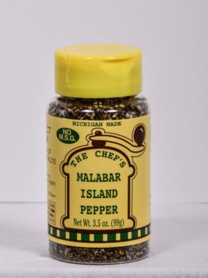 Fresh Ground Malabar Island Pepper