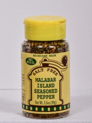 Malabar Island Seasoned Pepper